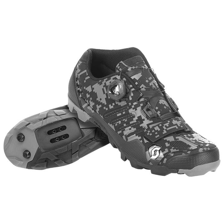 Scott Mtb SHR-Alp RS Vélo Chaussures Noir//Gris 2019